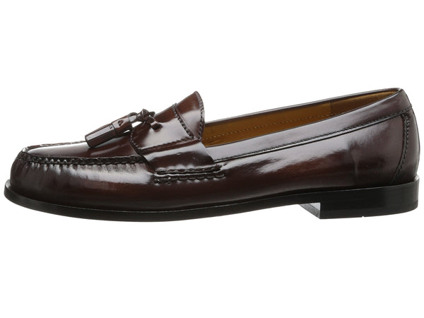 Cole Haan Men's Pinch Tassel Loafer-Mahogany - Bennett's Clothing - 2