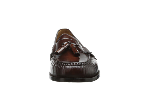 Cole Haan Men's Pinch Tassel Loafer-Mahogany - Bennett's Clothing - 5
