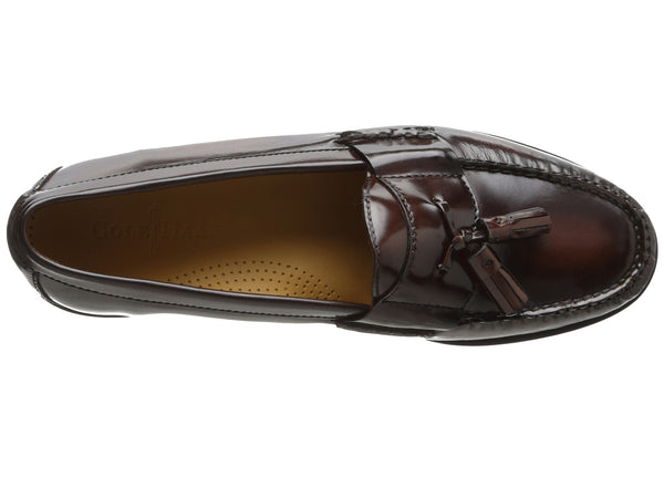 Cole Haan Men's Pinch Tassel Loafer-Mahogany - Bennett's Clothing - 6