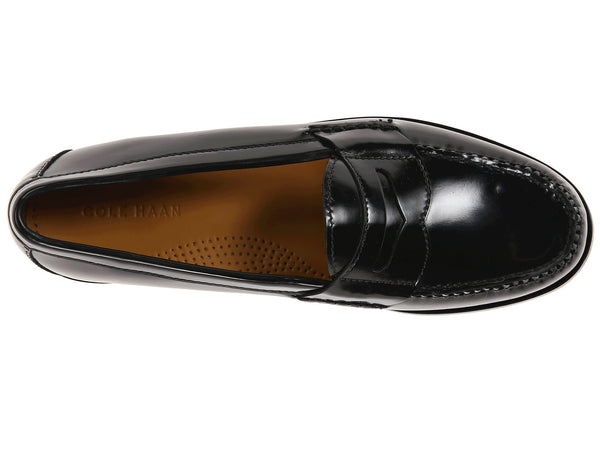 Cole Haan Men's Pinch Penny Loafer-Black - Bennett's Clothing - 6
