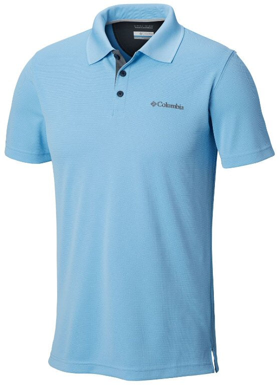 1ec0ad5cce8 Columbia Utilizer Polo Shirt for men will be your go-to polo for work or