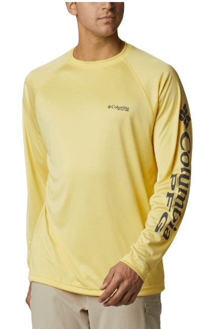Columbia Terminal Tackle long sleeve PFG shirts are a must to protect yourself and stay cool when on the water or trail. Shop Bennetts Clothing for a large selection of mens outdoor shirts and shorts