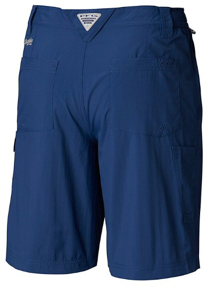 "Columbia PFG Blood and Guts III 8"" Short-Carbon"