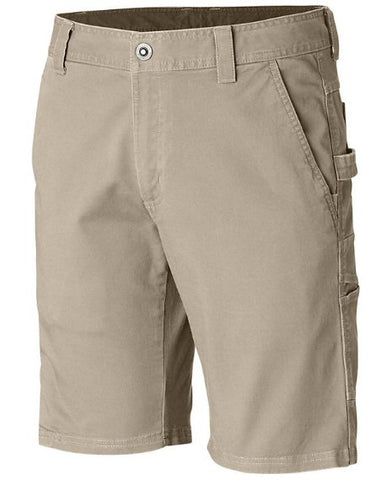 "Columbia Mens Ultimate ROC Flex 8"" Short-Ancient Fossil"