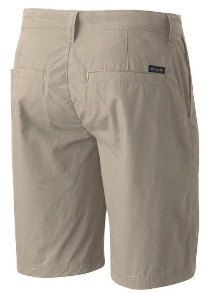 "Columbia Men's Washed Out 8"" Short-Fossil"