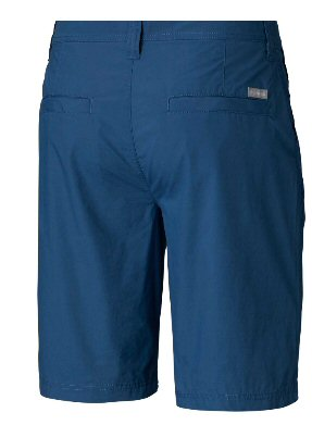"Columbia Men's Washed Out 8"" Short-Impluse Blue"