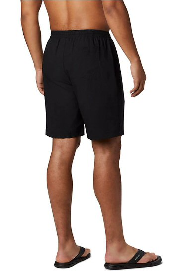 "Columbia Summertide Stretch 8"" Short-Black"