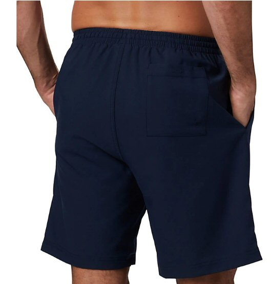 "Columbia Summertide Stretch 8"" Short-Navy"