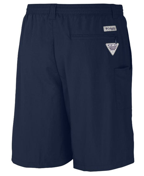 "Columbia PFG Backcast III Mens 6"" Water Short-Collegiate-Navy"