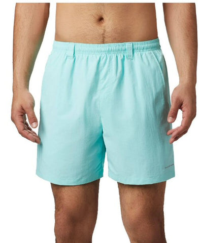 "Columbia Backcast III 6"" water short is ready when your next adventure starts. Shop Bennetts Clothing for a large selection of outdoor clothing."