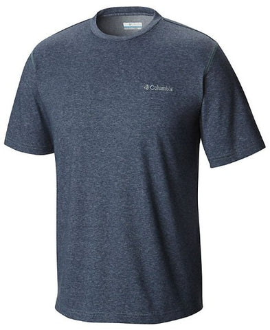 Columbia Thistletown Park Wicking performance t-shirt will keep you cool and dry on the trail or water. Shop Bennetts Clothing for a awesome selection of mens outdoor clothing.