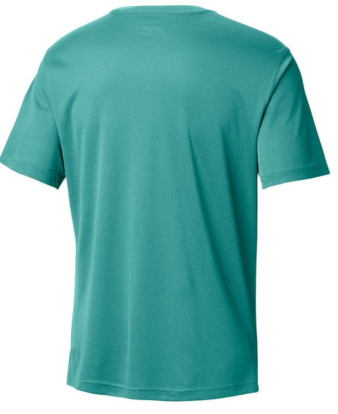 Columbia Men's Meeker Peak Short Sleeve T-Shirt-Copper Ore