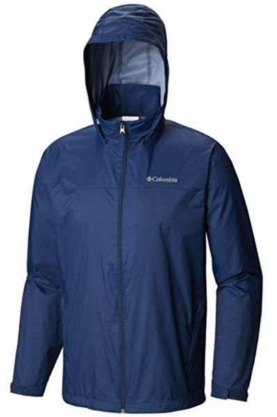 Columbia Mens Glennaker Lake Rain Jacket-Carbon