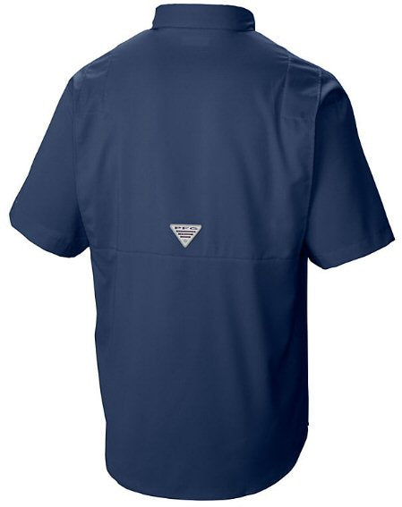 Columbia PFG Tamiami II Short Sleeve Shirt-Carbon