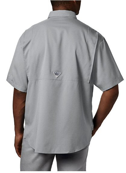 Columbia PFG Tamiami II Short Sleeve Shirt-Cool Grey
