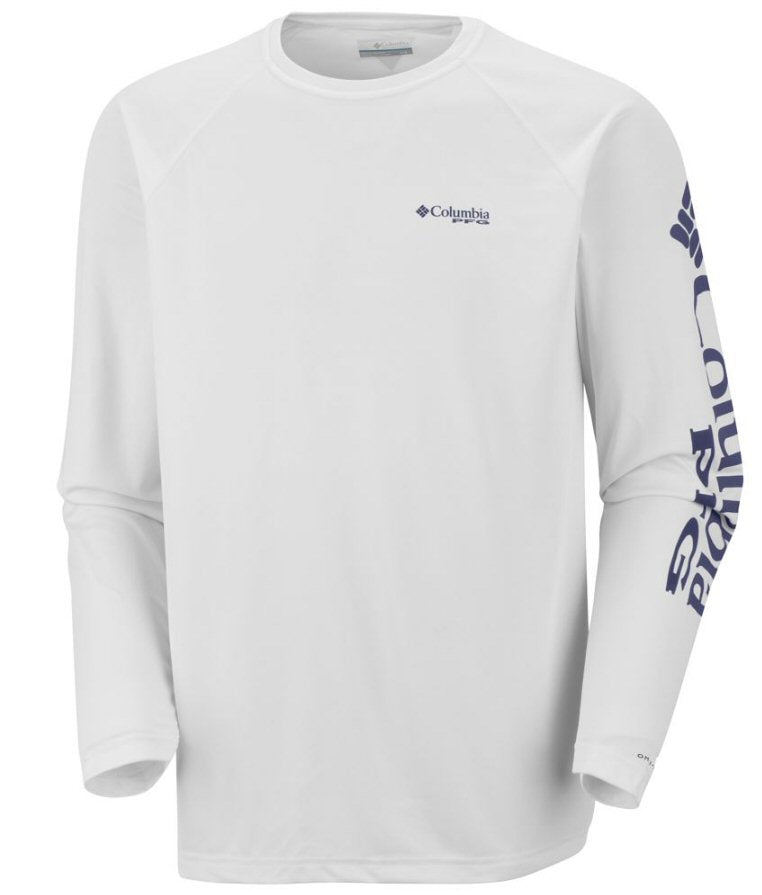378b8636 Columbia Terminal Tackle long sleeve PFG shirts are a must to protect  yourself and stay cool