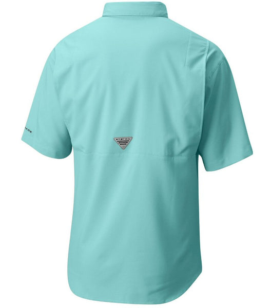 Columbia PFG Tamiami II Short Sleeve Shirt-Gulf Stream
