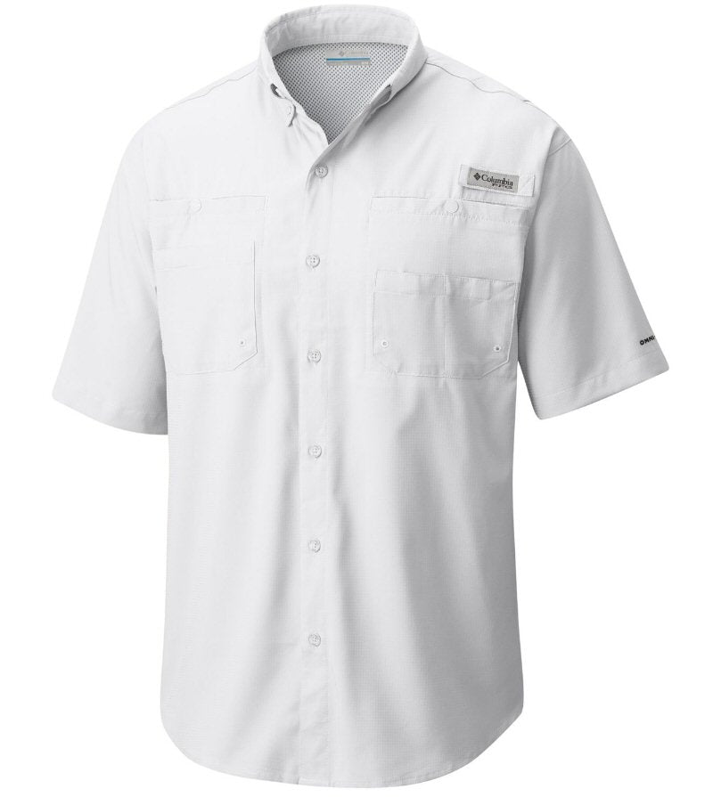 0b41c36de Columbia PFG Tamiami II Short Sleeve Shirt-White – Bennett's Clothing