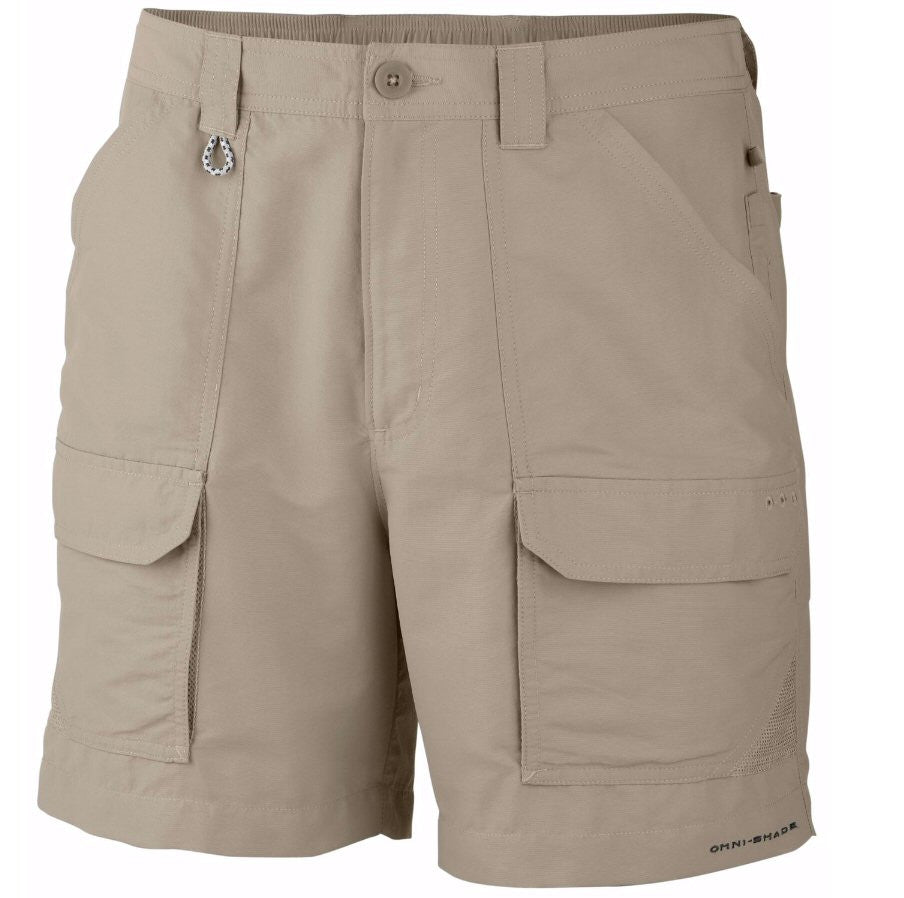 "Columbia PFG Permit II Men's 10"" Short-Fossil - Bennett's Clothing"