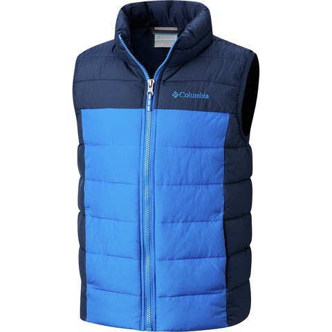 Kids Columbia Powder Lite Puffer Vest -Shop Bennetts Clothing and receive same day shipping.