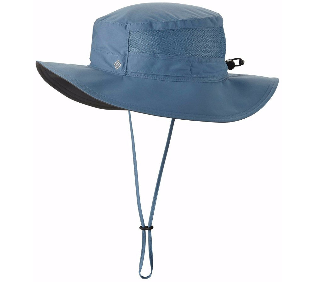 Columbia Sportswear Bora Bora Booney Hat-Steel Blue - Bennett's Clothing