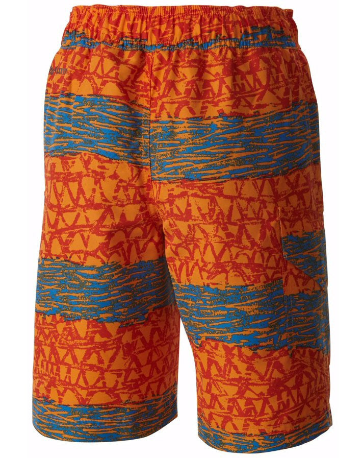 Columbia Boys Solar Stream Ii Boardshort