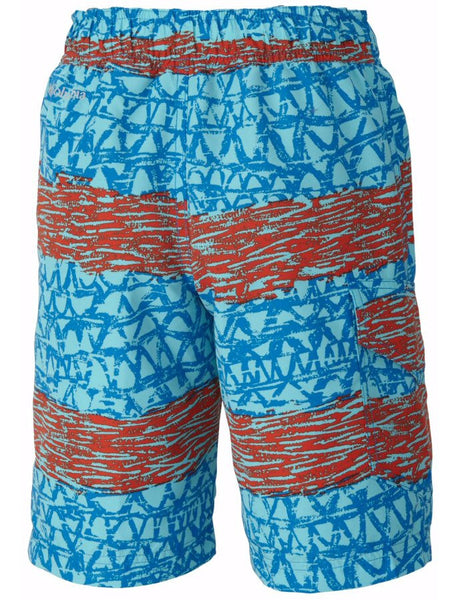 Columbia Boys Solar Stream II Board Shorts-Super Blue - Bennett's Clothing - 2