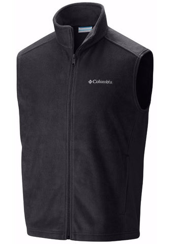 Columbia Sportswear Men's Steens Mountain Vest-Black - Bennett's Clothing - 1