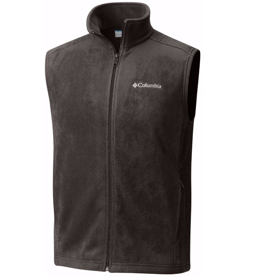 Columbia Mens Steens Mountain Fleece Vest -Shop Bennetts Clothing for Columbia to fit the entire family with same day shipping
