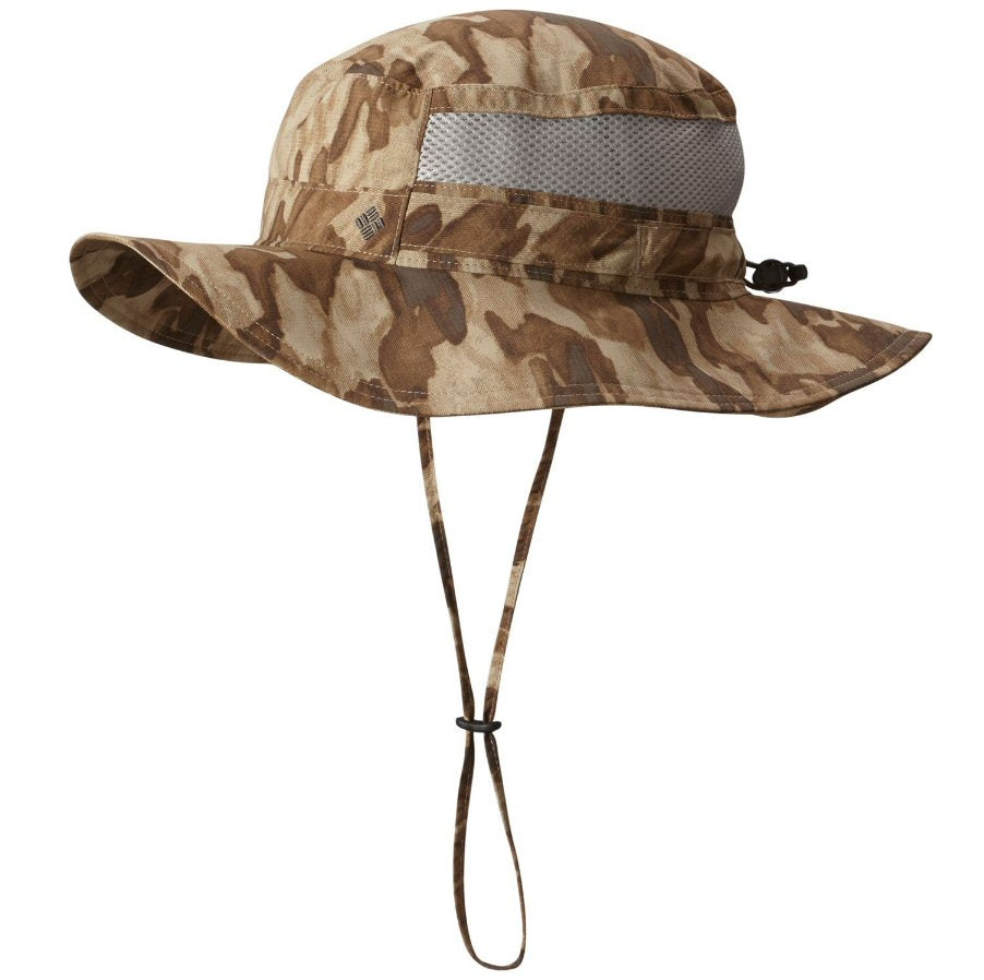 Columbia PFG Bora Bora Booney Hat-Tan Camo