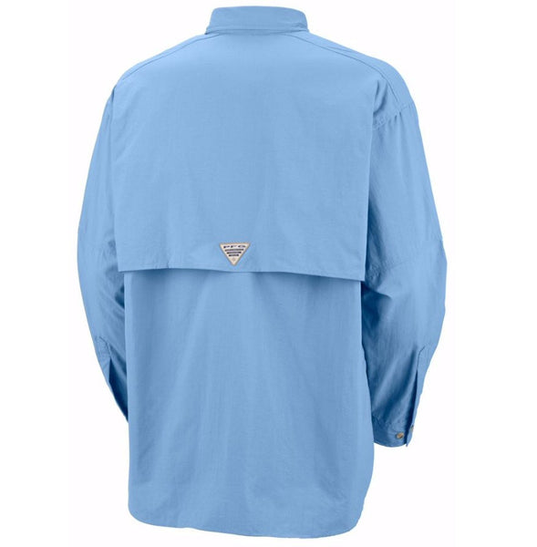 Columbia Sportswear PFG Long Sleeve Bahama II Shirt-Sail Blue - Bennett's Clothing - 2