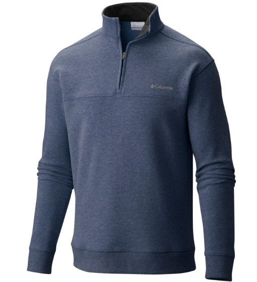 Columbia Hart Mountain II Half Zip Pullover -Shop Bennetts Clothing for Columbia to fit the entire family