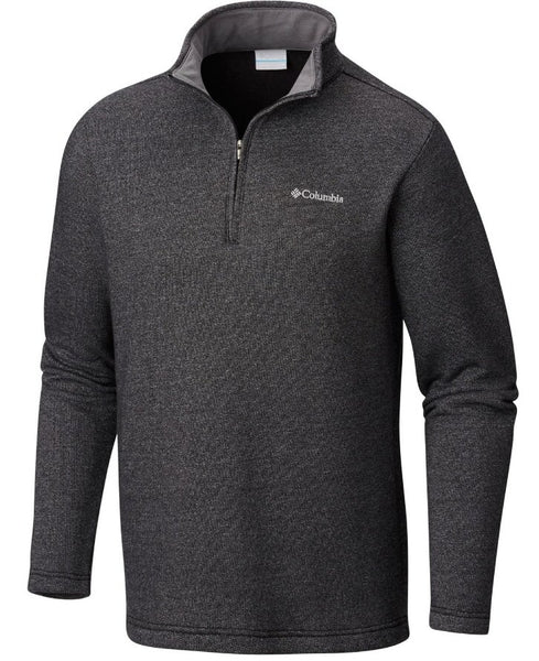 Columbia Great Hart Mountain III 1/4 Zip Fleece Pullover is warm and looks great! Shop Bennetts Clothing for Columbia to fit the entire family shipped same day to your front door.
