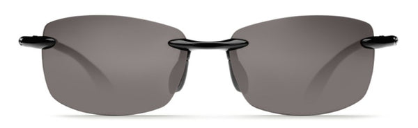 Costa Del Mar Ballast sunglasses-Shiny Black-Grey 580P