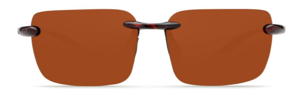 Costa Del Mar Cayan sunglasses-Tortoise-Copper 580P
