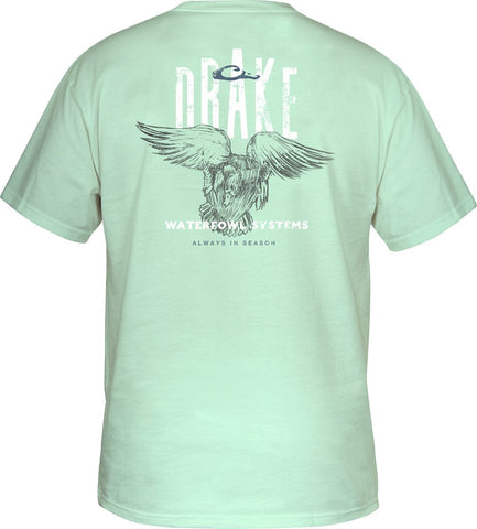 Drake Committed Mallard T-Shirt brings out the duck lover in all of us. Shop Bennetts Clothing for a large selection of outdoor wear from the brands you love.