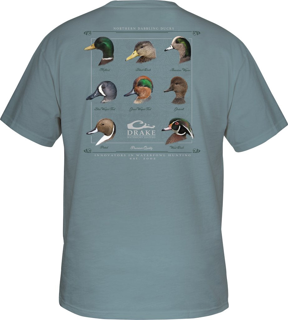 Drake Youth Puddle Duck T-Shirt brings out the duck lover in our little ones. Shop Bennetts Clothing for a large selection of outdoor wear from the brands you love.