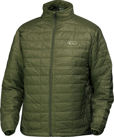 Drake Packable Carry Everywhere Synthetic Down Jacket -Shop Bennett's Clothing for a large selection of mens outdoor wear with same day shipping