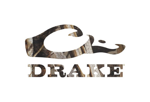 Drake Waterfowl Drake Head Decal-Max-5