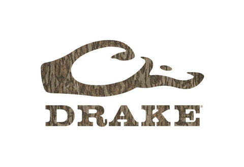 Drake Waterfowl Drake Head Decal-Bottomland