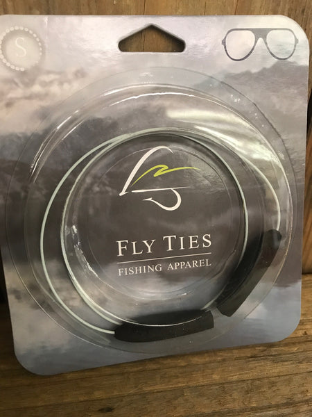 Fly Ties Sunglass Retainer-Small-Surf Blue