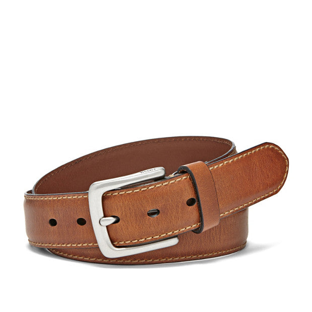 The Aiden leather belt from Fossil will polish off your refined look. Shop Bennetts Clothing for the styles you want from the brands you love