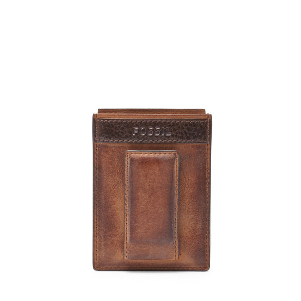 This Magnetic card case wallet from Fossil will polish off your refined look. Shop Bennetts Clothing for the styles you want from the brands you love