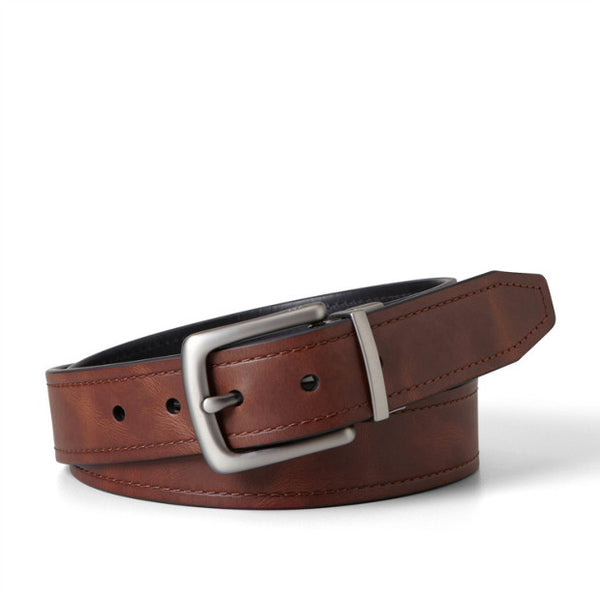 Fossil Mens Parker Reversible Belt