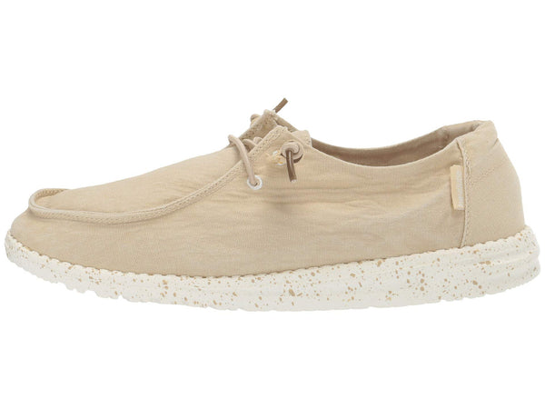 Hey Dude Wendy Slip-on Shoe-Beige