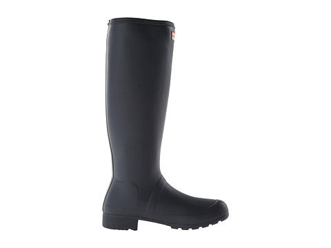 Hunter Original Tour Rain Boot-Navy - Bennett's Clothing - 4