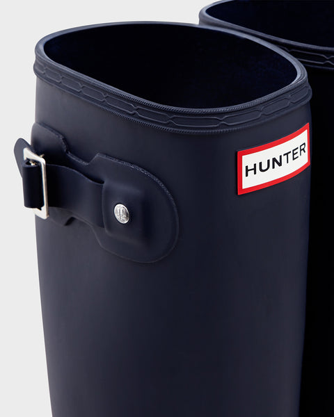 Hunter Original Tour Rain Boot-Navy - Bennett's Clothing - 9