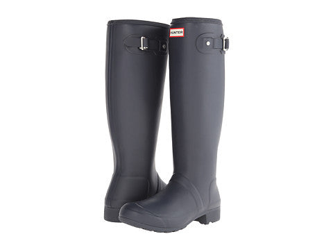 Hunter Original Tour Rain Boot-Navy - Bennett's Clothing - 1