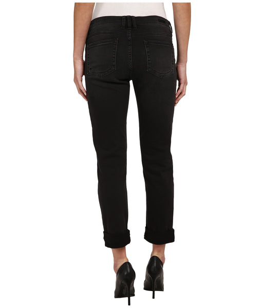 Kut from the Kloth Catherine Boyfriend Jean-Black - Bennett's Clothing - 3