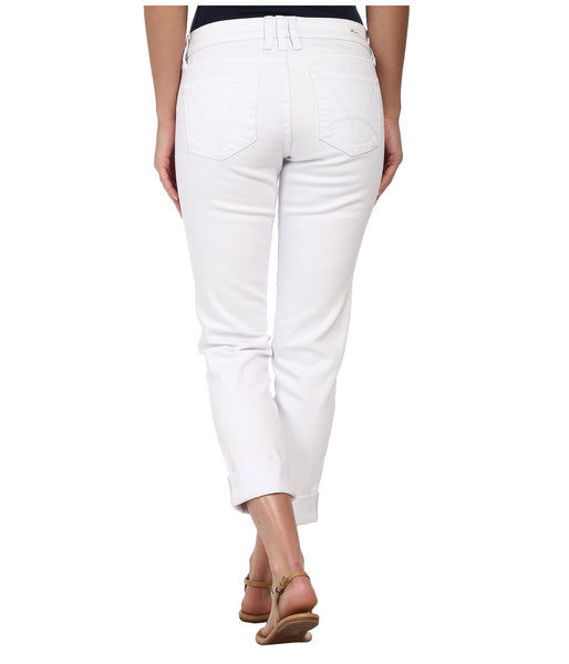 Kut from the Kloth Catherine Boyfriend Jean-White - Bennett's Clothing - 3